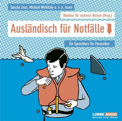 CD-Cover Ausländisch für Notfälle