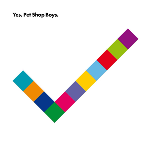 Pet Shop Boys - Yes (Albumcover)