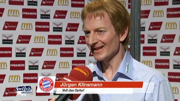 switch parodiert Klinsmann