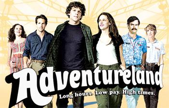 Adventureland Plakat