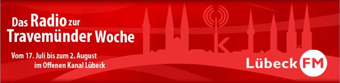 Lübeck FM TWR Banner