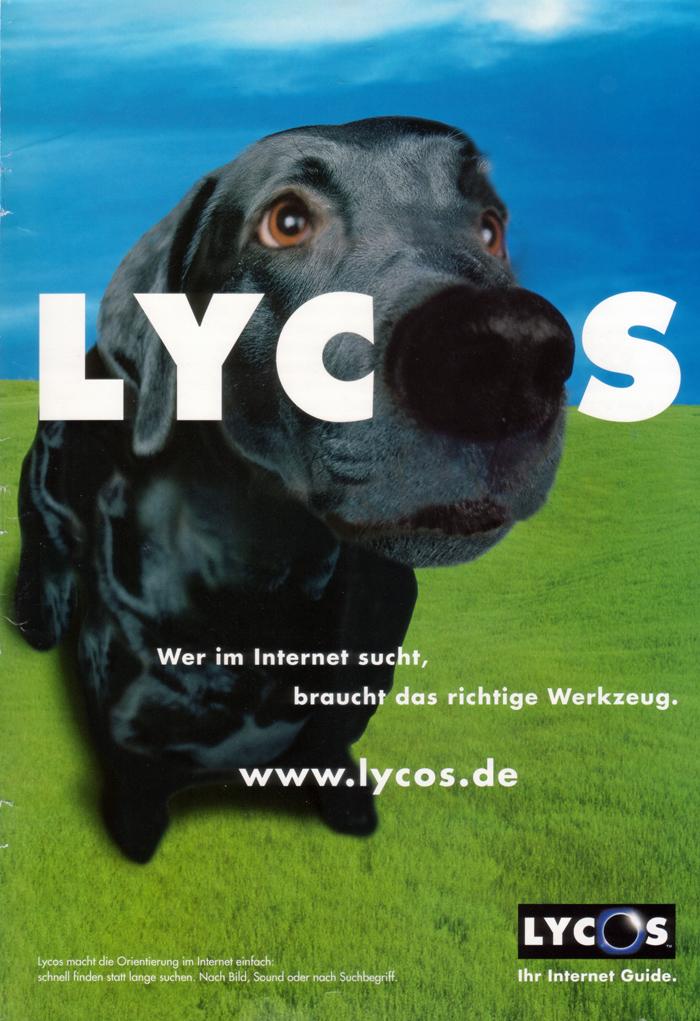 Lycos-Hund 12/2000