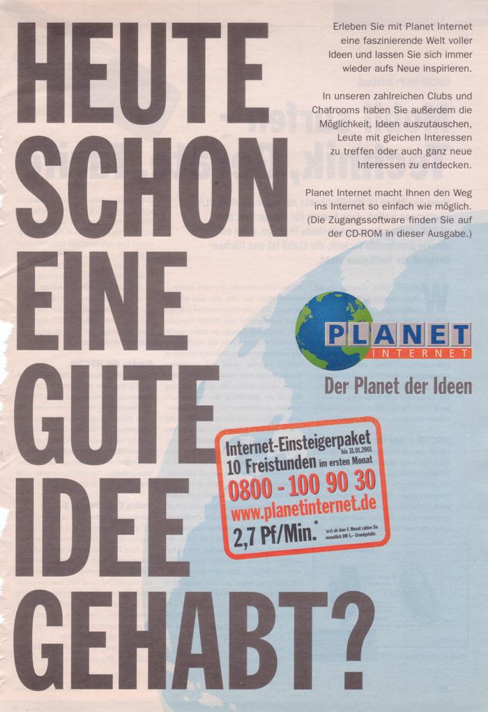 Planet Internet 02/2001