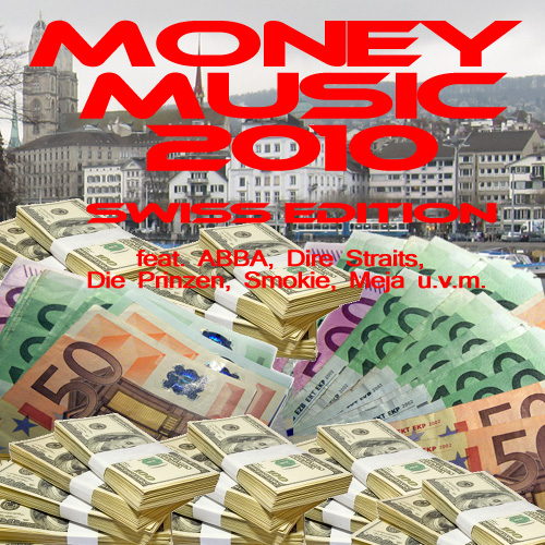 Cover Money Music 2010