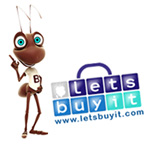 Ameise Letsbuyit.com