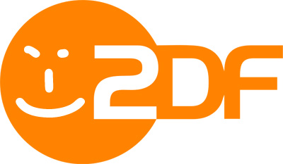 ZDF Logo mit Smiley