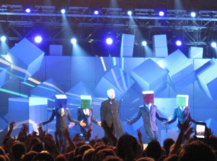 Pet Shop Boys bei West End Girls