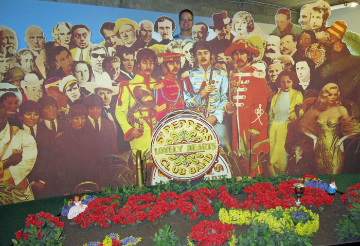 Beatlemania Sgt. Pepper Cover