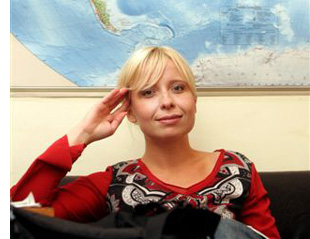 Julia Korobowa, Radio Ukraine International