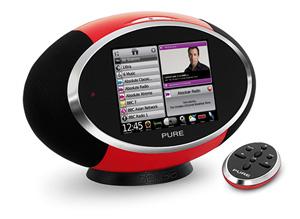 Digitalradio Pure
