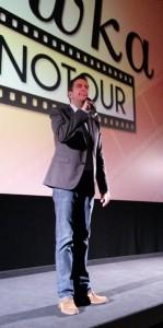 Bastian Pastewka bei der Kinotour in München